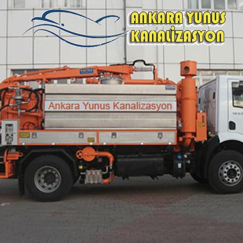 ankara kanalizasyon makinesi